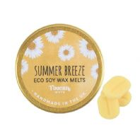 'Summer Breeze' Eco Soy Wax Melts Ethically sourced and handmade right here in the UK...